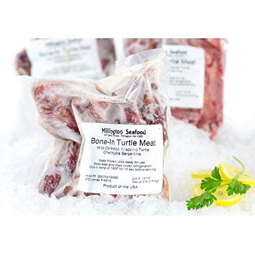 - Turtle Meat Boneless 5 LBS.