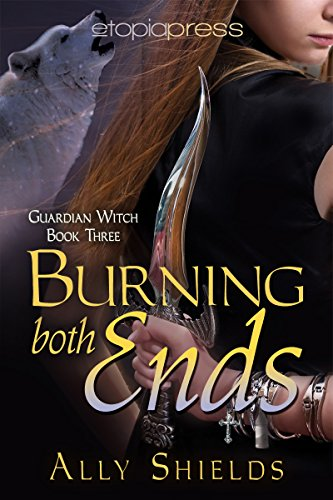 Book: Burning Both Ends (Guardian Witch) by Ally Shields