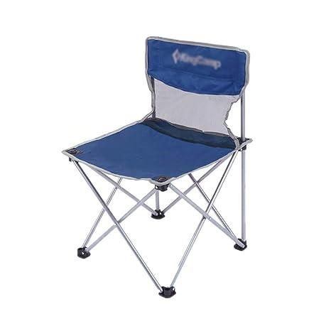 Al aire libre Silla del director, sillas de camping Taburete ...