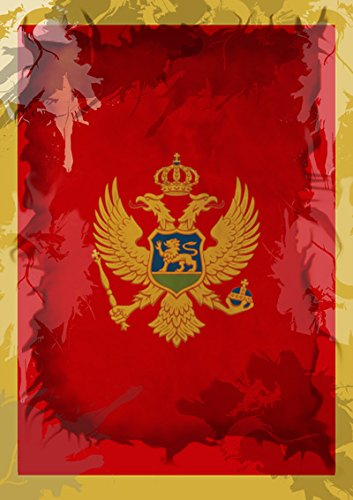 """Disagu Design Case Coque pour Apple iPhone 7 Plus Housse etui coque pochette """"Montenegro"""""""