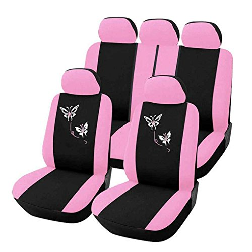 egal-butterfly-pattern-front-rear-universal-car-seat-covers-pink-seat-shell-protector-guard