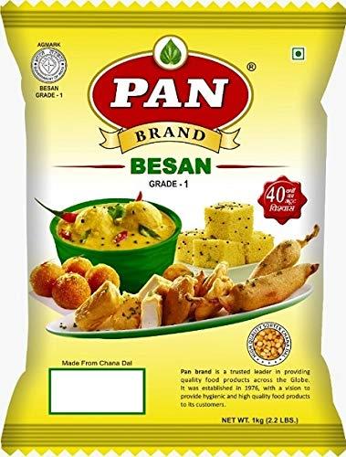 PAN BRAND Besan 1kg