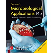 Looseleaf Benson's Microbiological Applications Laboratory Manual--Concise Version