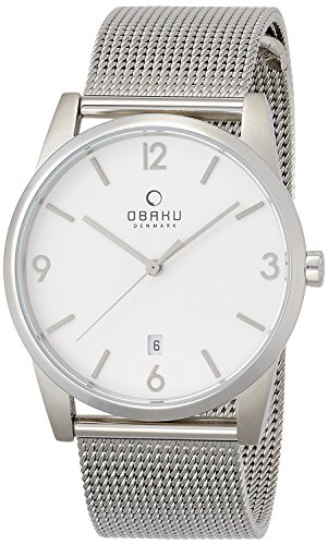 OBAKU watch 3 hands V169GDCIMC Men's [regular imported goods]
