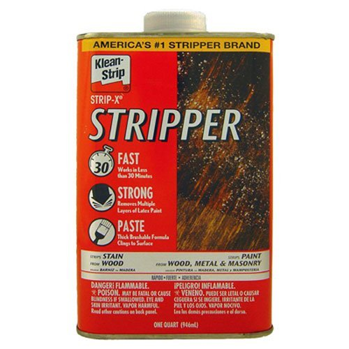 Klean-Strip QSX6 Strip-X Stripper, 1-Quart -
