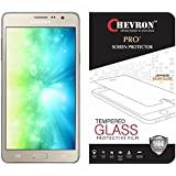 Chevron HD Clear Tempered Glass Screen Protector For Samsung Galaxy On5 Pro, Fit 99.9% Touch Accurate, 0.3mm