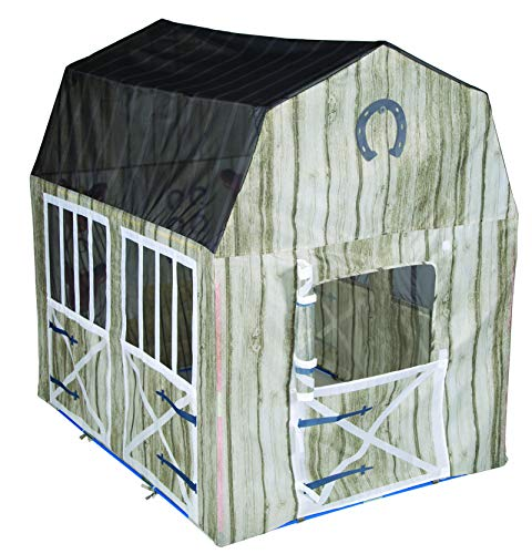 Pacific Play Tents 60805 Happy Horse Haven Play House, Play Tent - 48