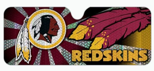NFL Washington Redskins Sun Shade
