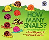 img - for How Many Snails?: A Counting Book book / textbook / text book