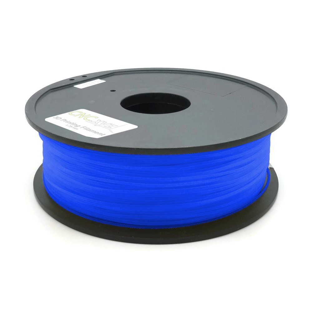 1.75mm, Blue CNC.xyz 3D Printer PLA Filament 1 kg