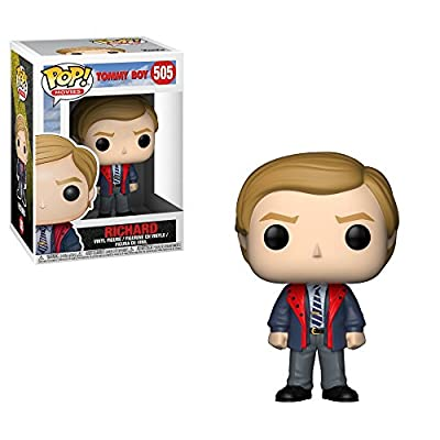 Funko POP! Movies: Tommy Boy - Richard Collectible Figure: Funko Pop! Movies:: Toys & Games