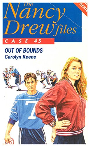 Out Of Bounds Nancy Drew Files Book 45 Kindle Edition By Carolyn