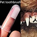 Cat & Dog Finger Toothbrush by Coerni