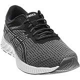ASICS Men's FuzeX Lyte 2 Running Shoe, Black/Silver/White, 10 M US For Sale