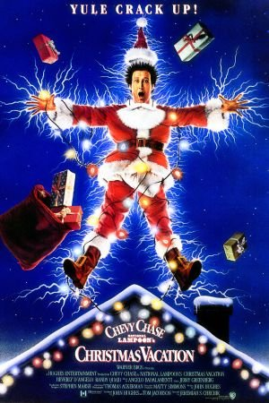 National Lampoon's Christmas Vacation 24x36 inches Chevy Cha
