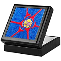 Keepsake Box Black Entropy Infinity Enigma Atom Physics