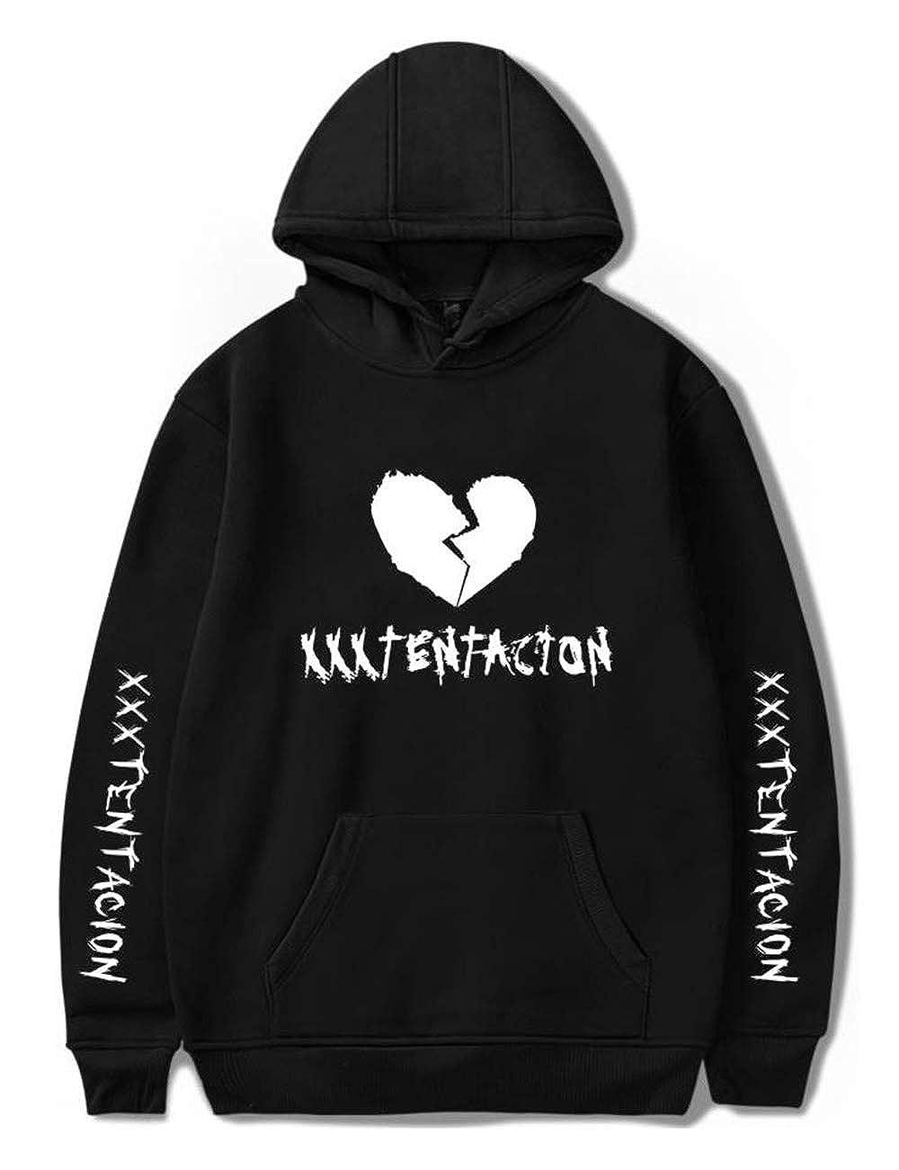 Unisex Revenge Hoodie Rap Cool Graphic Pullover Hooded Sweatshirt Top