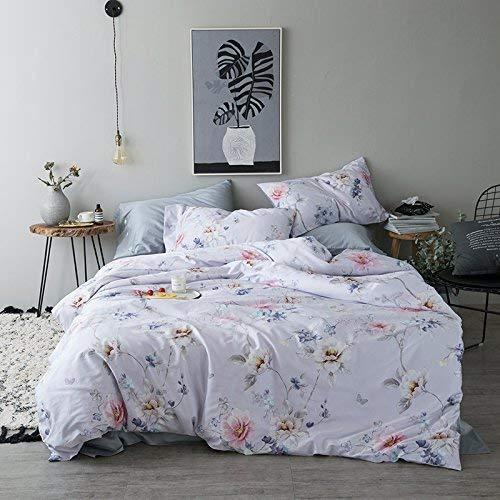 完全な枕カバー寝具セット 60綿のサテンのミニマリストのtanyun綿4セット綿のキルトダブルベッドシングルベッド (色 : 1.5m (5 Feet) Bed, サイズ : Athena) B07QPNCRCJ 2.0m (6.6 Feet) Bed Sicily Sicily 2.0m (6.6 Feet) Bed