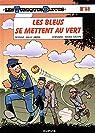 Les Tuniques Bleues, tome 58 : Les Bleus se mettent au vert par Cauvin