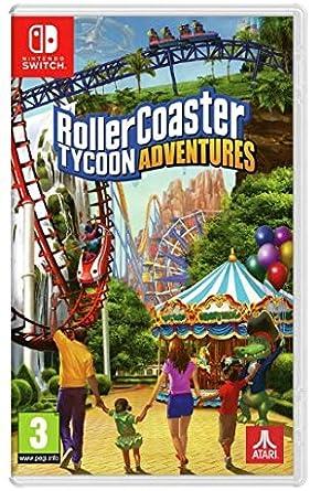 RollerCoaster Tycoon Adventure Nintendo Switch Game [Importación ...