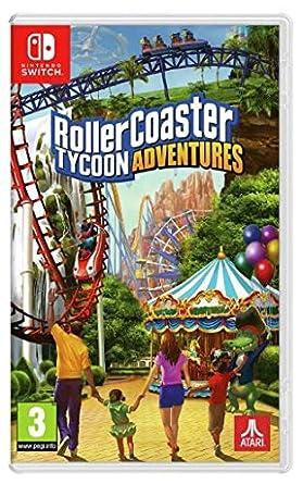 RollerCoaster Tycoon Adventure Nintendo Switch Game: Amazon