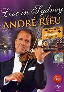Live in Sydney/Andre's Australian Adventure [Import]