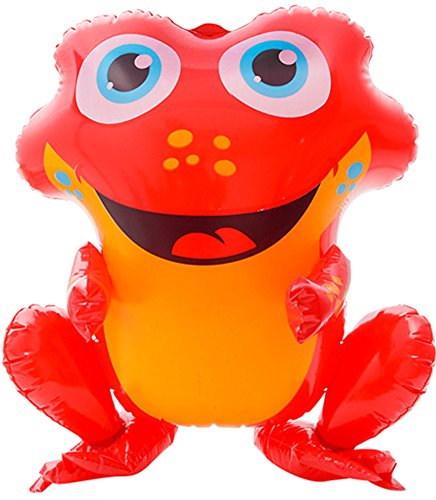 Block Buster Costumes Rainforest Spotted Poison Dart Red Frog Animal Inflatable 20