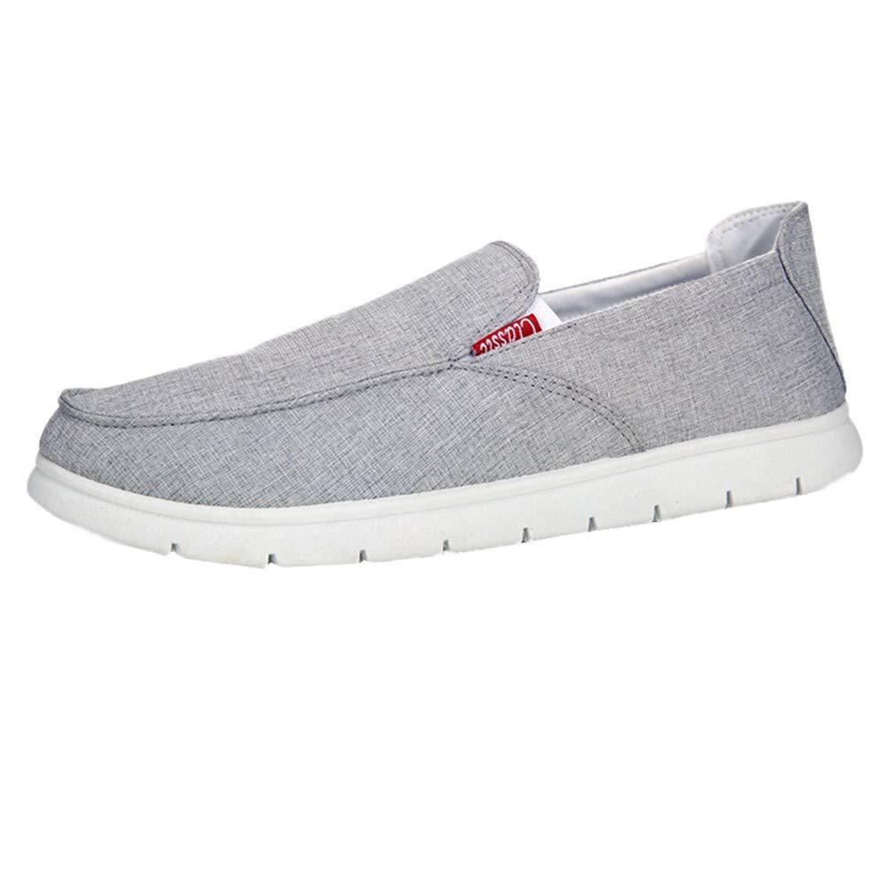 Kinlene Chaussures De Loisirs pour Hommes, Conduite d'affaires Chaussures De Sport Respirantes Chaussures De Sport Chics Et Confortables