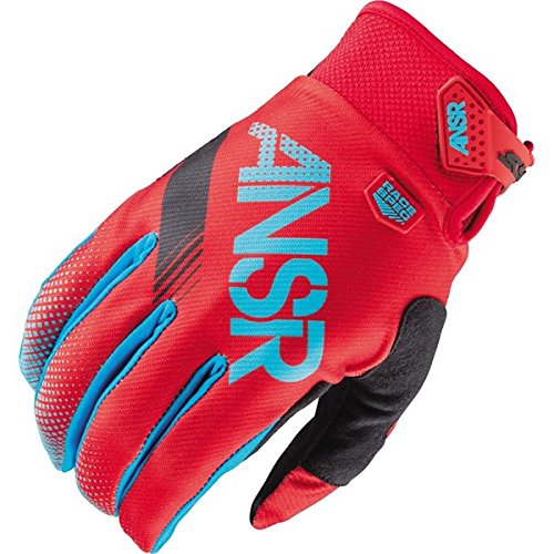 (Answer Racing Youth Syncron Gloves - Youth X-Small/Red/Teal)