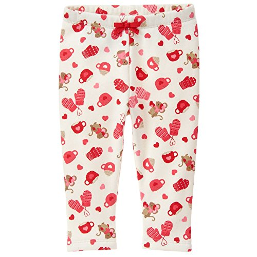 Gymboree Girls Mouse Print Legging