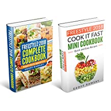 Freestyle cookbook 2018: 2 in 1 Ultimate Freestyle Cookbook for Effective Weight Loss Including Quick and Easy Recipes