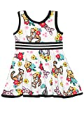 Winnie The Pooh Toddler Girls Fit and Flare Ultra