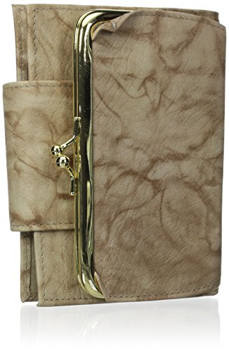 Buxton Cardex Ladies Buxton Heiress Ladies Taupe Heiress 5IXwqq