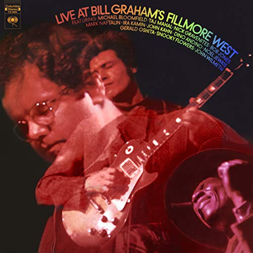 Love Got Me (Live at Bill Graham's Filmore West, San Francisco, CA - January/February 1969) [Clean] (Mike Bloomfield Live At Bill Grahams Fillmore West)