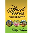Lily Amis Short Stories: The Adventure of Monsieur Jac Couture part 1 & 2 (Volume 2)
