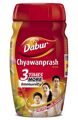 Dabur Chyawanprash Awaleha – 1 kg + FREE red paste 75g+75g worth rs 74