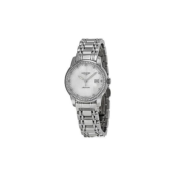 Longines Reloj de Mujer automático 30mm Correa y Caja de Acero L25630876
