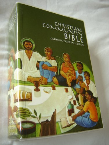 Download Christian Community Bible in ENGLISH Language Catholic Pastoral Edition / Color Maps, Thumb Index / Bernardo Hurault pdf