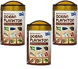 (3 Pack) Hikari Bio-Pure Freeze Ocean Plankton for Pets, 0.42-Ounce Each
