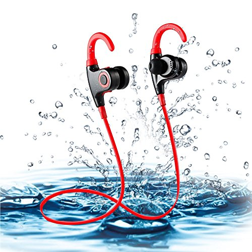 Bluetooth Headphones Water proof Cancelling Earphones product image