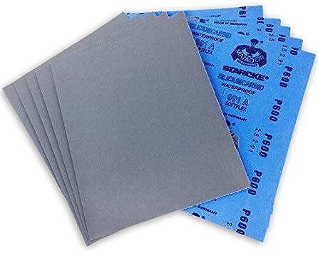 STARKE  5 1//2 X 9 WET DRY MATADOR SANDPAPER 2000 GRIT 50 SHEETS//BOX