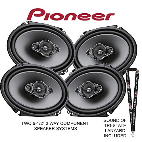Two Pioneer TS-A682F 6