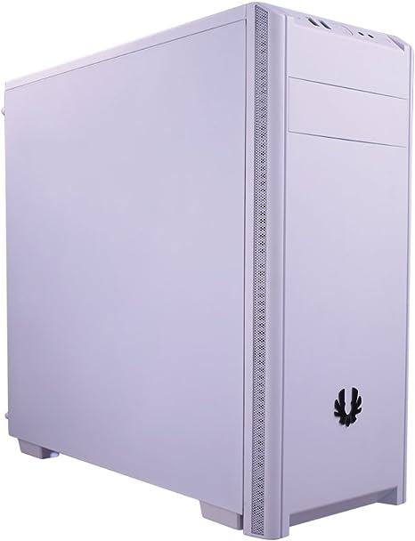 BitFenix Nova Blanco - Caja de Ordenador (PC, De plástico, Acero, Blanco, ATX, Micro ATX, Mini-ITX, Unidad de Disco Duro, Poder, 16 cm): Amazon.es: Informática