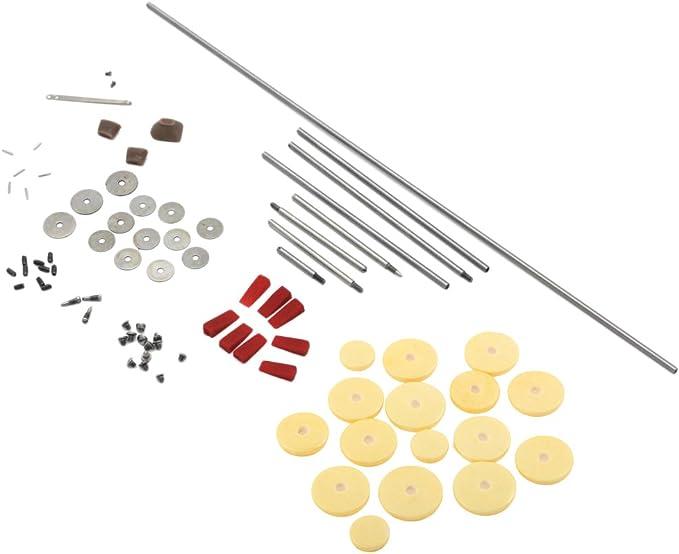 DUNLOP HE107 Kit di manutenzione completo per flauti