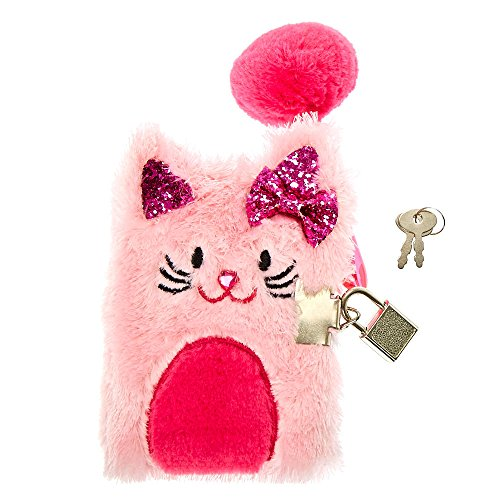 b432f547e86 Claire s Club Girl s Claire s Club Avery the Cat Soft Diary - Pink - Buy  Online in UAE.