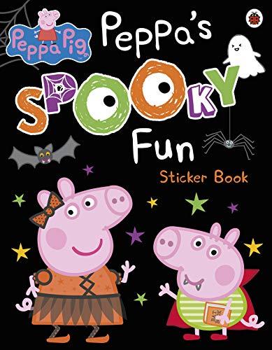 Peppa Pig: Peppa's Spooky Fun Sticker Book ()