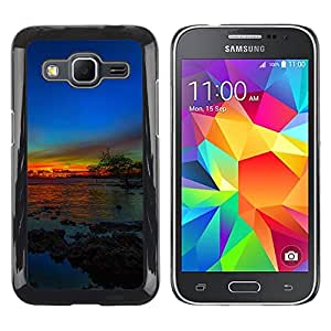Impact Case Cover with Art Pattern Designs FOR Samsung Galaxy Core Prime more zakat solnce Betty shop
