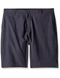 Burnside Men's Big and Tall World Core Stretch Hybrid Quick Drying Short