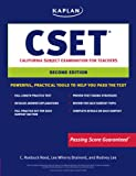 img - for Kaplan CSET: California Subject Examination for Teachers (Kaplan Cset: The California Subject Examination for Teachers) book / textbook / text book