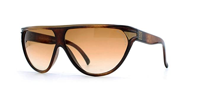 358cd191b5 Image Unavailable. Image not available for. Color  Givenchy 902 31 Brown  Authentic Women Vintage Sunglasses